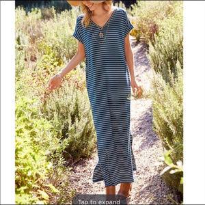 NWT Matilda Jane Set Sail Maxi Dress